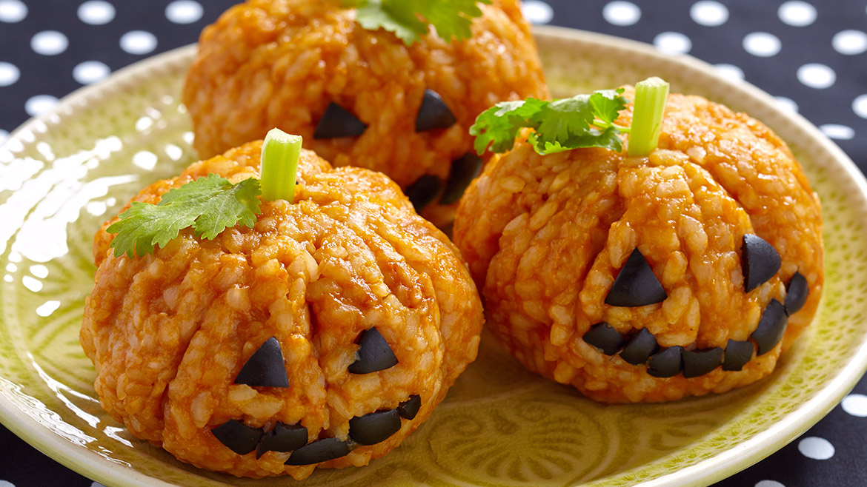 Zucche di risotto